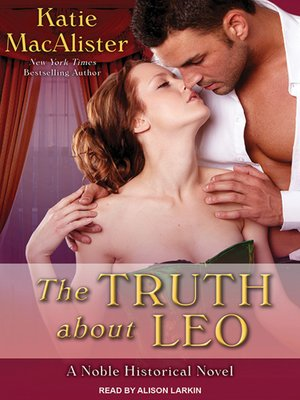 cover image of The Truth About Leo