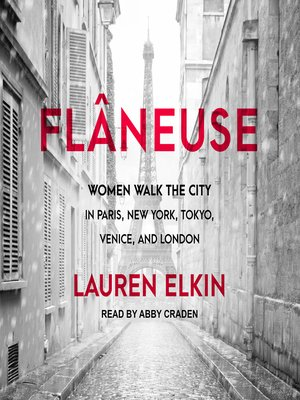 cover image of Flâneuse