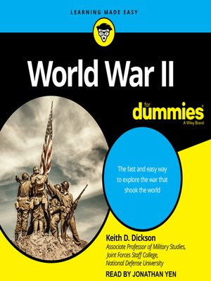cover image of World War II for Dummies