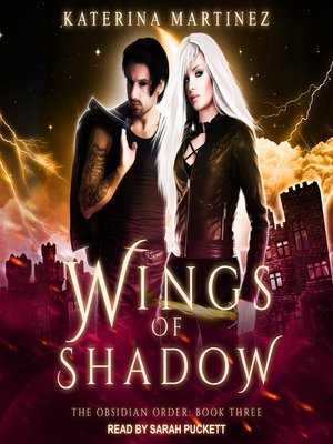cover image of Wings of Shadows