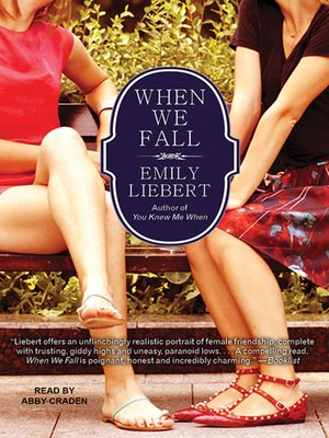 cover image of When We Fall