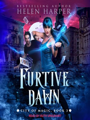 cover image of Furtive Dawn