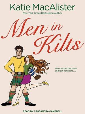 cover image of Men in Kilts