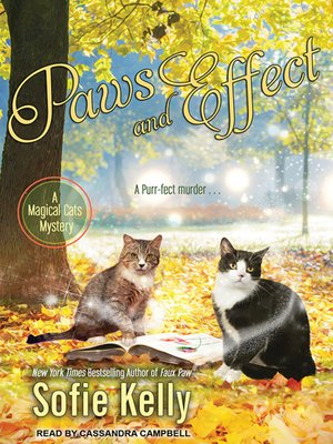 cover image of Paws and Effect