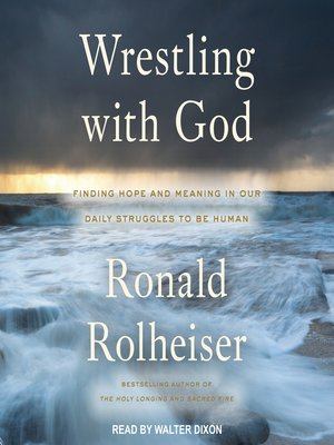 cover image of Wrestling with God