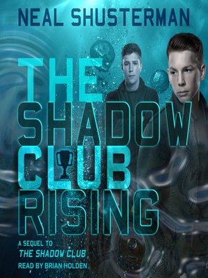 cover image of The Shadow Club Rising