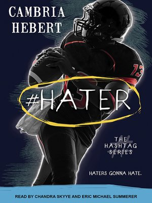 cover image of #Hater