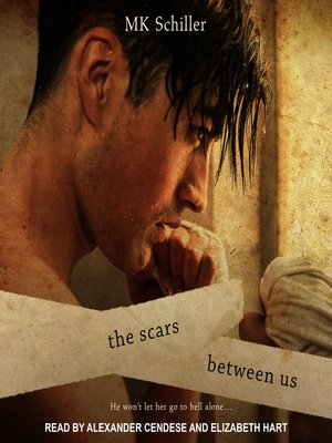 cover image of The Scars Between Us
