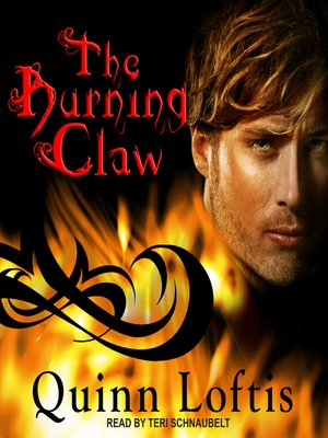 cover image of The Burning Claw