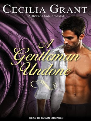 cover image of A Gentleman Undone