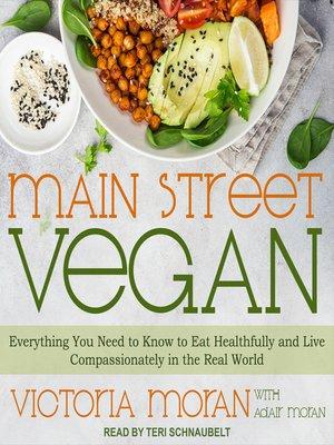 cover image of Main Street Vegan