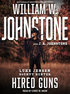 cover image of Hired Guns