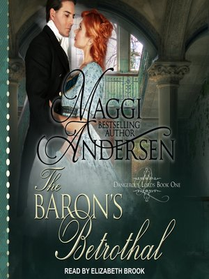 cover image of The Baron's Betrothal
