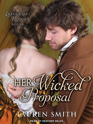 cover image of Her Wicked Proposal
