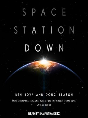 cover image of Space Station Down