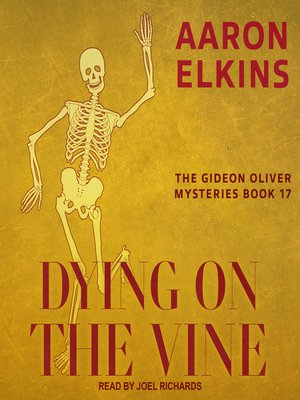 cover image of Dying on the Vine