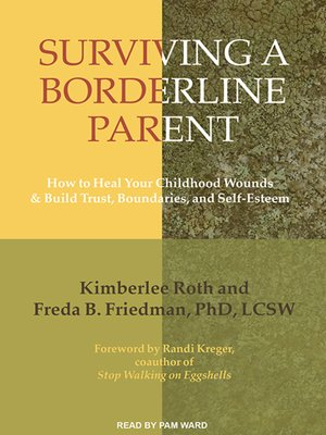 cover image of Surviving a Borderline Parent