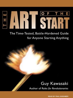 cover image of The Art of the Start