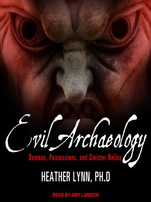 cover image of Evil Archaeology