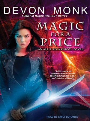 cover image of Magic for a Price
