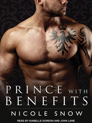 cover image of Prince With Benefits