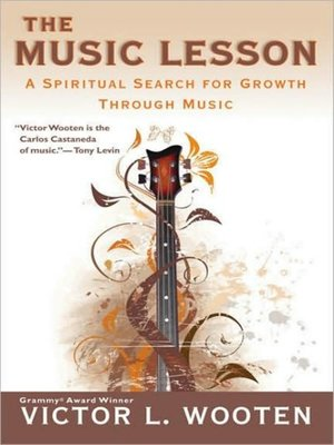 cover image of The Music Lesson