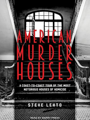 cover image of American Murder Houses