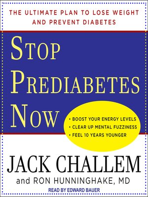 cover image of Stop Prediabetes Now
