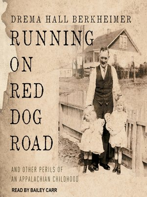cover image of Running on Red Dog Road