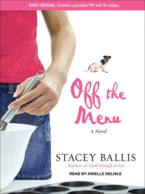 cover image of Off the Menu