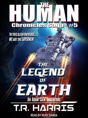 cover image of The Legend of Earth