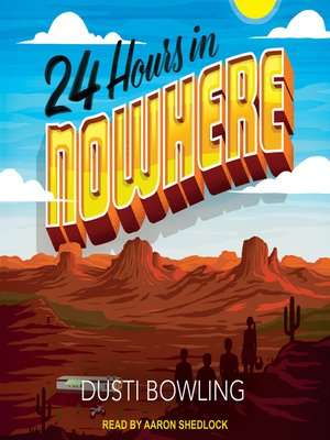 cover image of 24 Hours in Nowhere