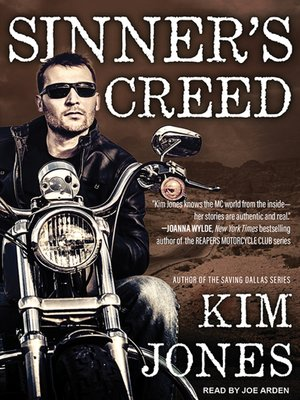 cover image of Sinner's Creed Series, Book 1