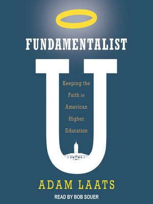cover image of Fundamentalist U