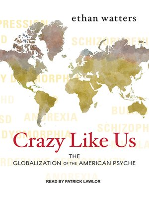 cover image of Crazy Like Us