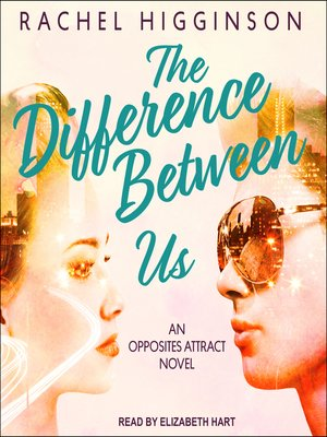 cover image of The Difference Between Us