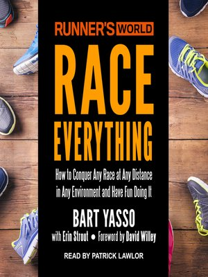cover image of Runner's World Race Everything