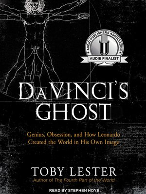 cover image of Da Vinci's Ghost