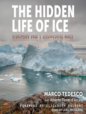 cover image of The Hidden Life of Ice
