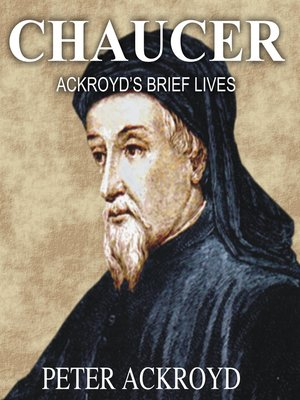 cover image of Chaucer