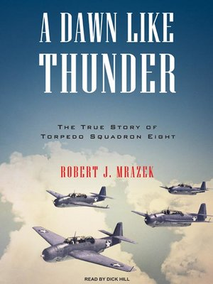 cover image of A Dawn Like Thunder