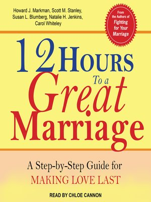 cover image of 12 Hours to a Great Marriage