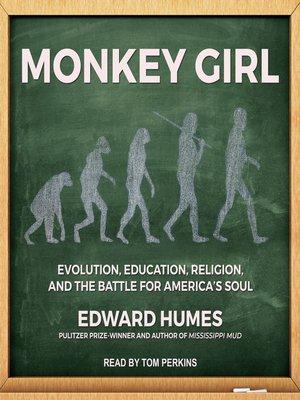 cover image of Monkey Girl