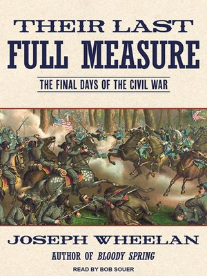 cover image of Their Last Full Measure