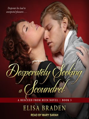 cover image of Desperately Seeking a Scoundrel