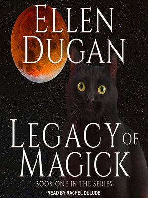cover image of Legacy of Magick