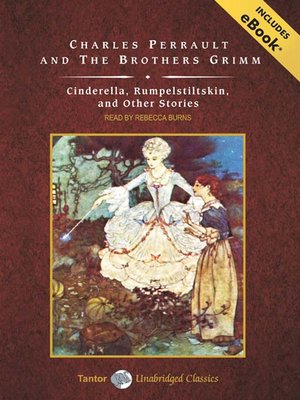 cover image of Cinderella, Rumpelstiltskin, and Other Stories
