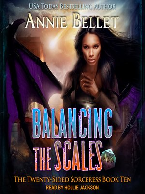 cover image of Balancing the Scales