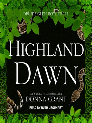 cover image of Highland Dawn