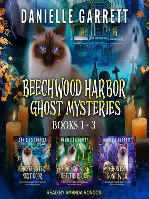 cover image of The Beechwood Harbor Ghost Mysteries Boxed Set, Books 1-3